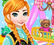 game Anna Baby Nursery Decoration