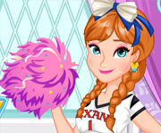 game Anna Cheerleading Make Up