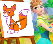 game Anna Drawing Class