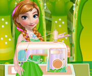 game Anna Dress Designer