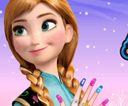game Anna Great Manicure