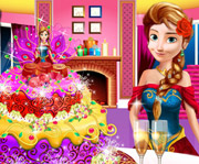 game Anna Realistic Wedding Cake Go