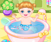 game Baby Alice Bathing