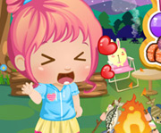 game Baby Alice Camping