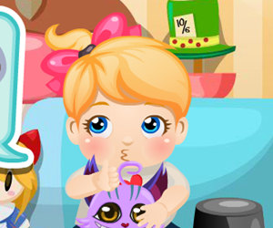 game Baby Alice Craft Time