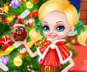 game Baby Barbie And Ken Xmas Babies