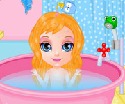 game Baby Barbie Beauty Pageant