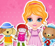 game Baby Barbie Hobbies Stuffed Friends