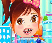 game Baby Carmen at Dentist