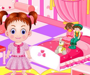 game Baby Emma Room Decoration 2