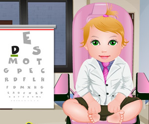 game Baby Juliet Eye Care