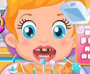 game Baby Lizzie at the Dentist