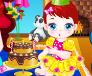 game Baby Lulu Birthday