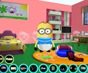 game Baby Minion Room Decoration