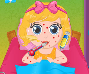 game Baby Nana got varicella