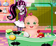 game Baby Rosy Halloween Day
