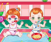 game Baby Twin Trouble