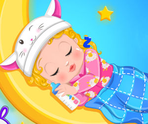 game Barbie Baby Bedtime