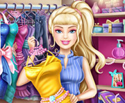 game Barbie Closet