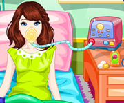 game Barbie Flu Treatment