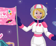 game Barbie In Space
