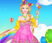 game Barbie Lollipop Princess
