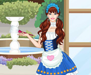 game Barbie Maid