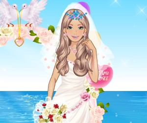 game Barbie Personalized Wedding