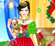 game Barbie Santa Princess