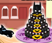 game Batman Cake