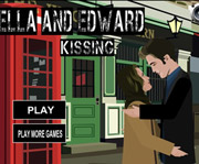 game Bella and Edward Kissing