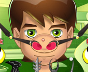 game Ben10 Nose Doctor