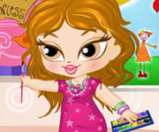 game Bratz Sister Dress Up