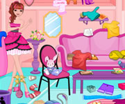 game Briar Beauty Room Cleaning