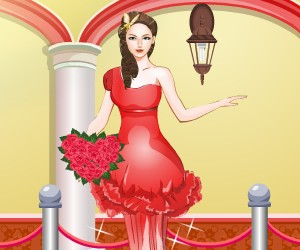 game Bride in Red