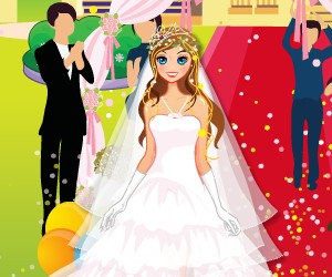game Bride on the Red Carpet