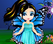 game Butterfly Fairy Makeover