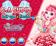 game CA Cupid hair and Facial