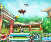 game Chinese Dragon Kiss