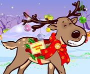 game Christmas Reindeer