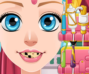 game Cinderella Dental Crisis