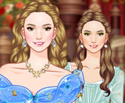 game Cinderella Hair Salon