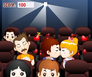 game Cinema Kiss