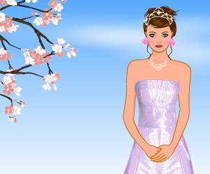 game Create a Wedding Dress