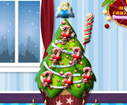 game Cupcake Christmas Tree