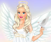 game Cute Angel Dressup