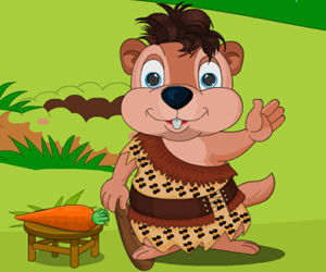 game Cute Groundhog Dress Up