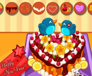 game Cute Heart Cake