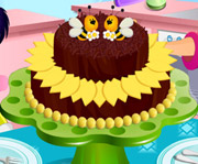 game Dark Chocolate Cake