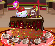 game Decorate Birthday Cake